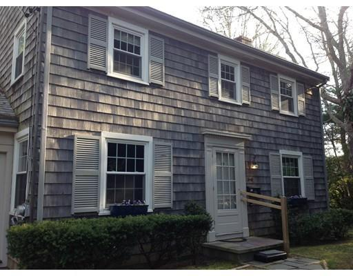 40 Woods Hole, Falmouth MA 02540