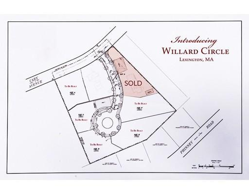 0 Willard Cir, Lexington MA 02421