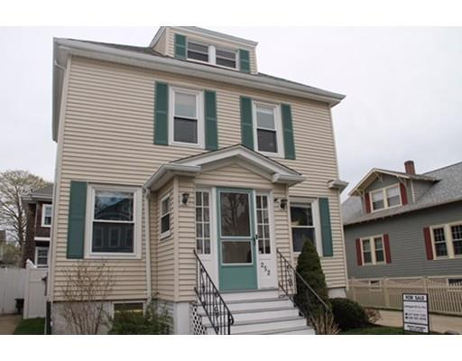 252 Reed St, New Bedford MA 02740