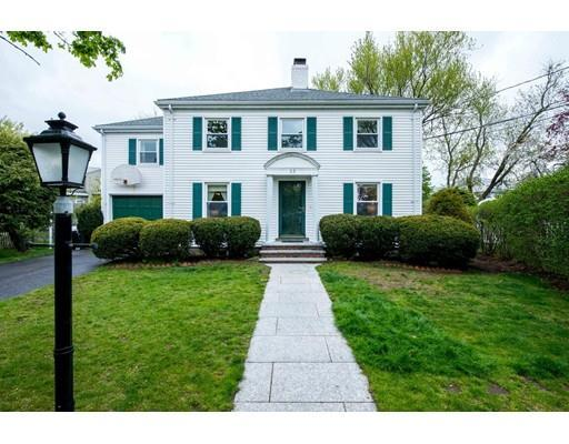 62 Eliot Rd, Arlington MA 02474