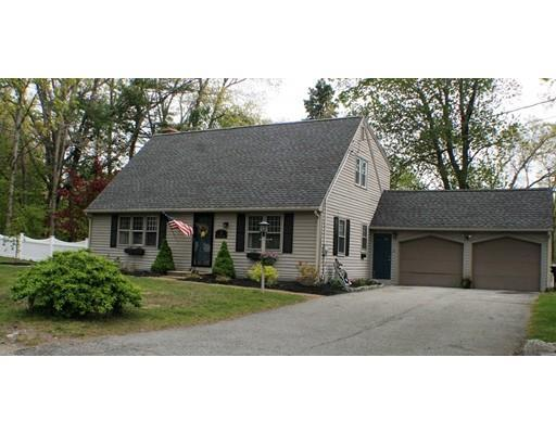 2 Pioneer Rd, Holden MA 01520