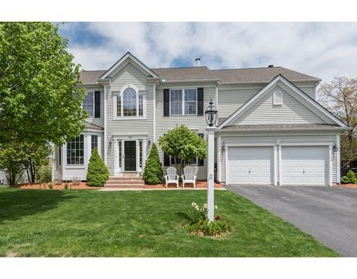 112 Amberville Rd, North Andover, MA