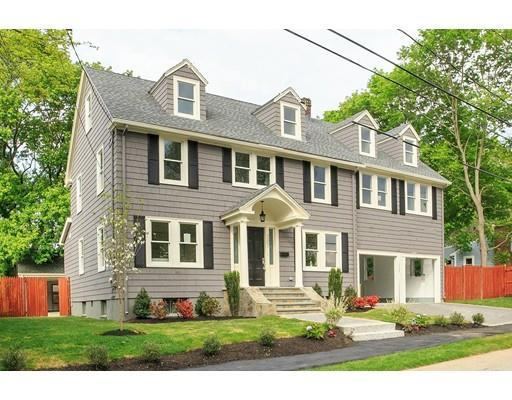 207 Mountain Ave, Arlington, MA