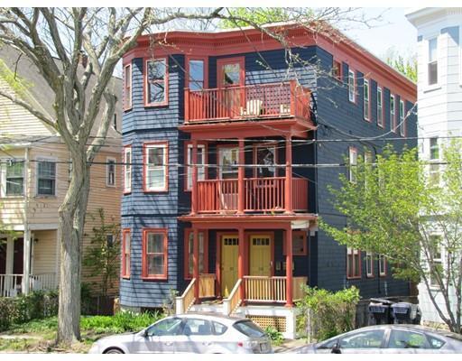 21 Cameron Ave #APT 1, Cambridge, MA