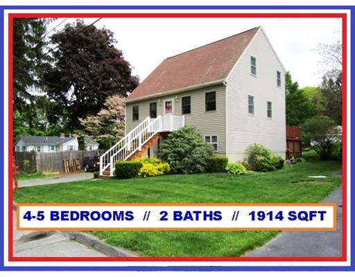 22 Simmons Ave, Worcester MA 01605