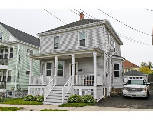 61 Capitol St, New Bedford, MA