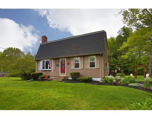 574 Winter St, Hanson MA 02341