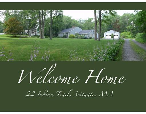 22 Indian Trl, Scituate, MA