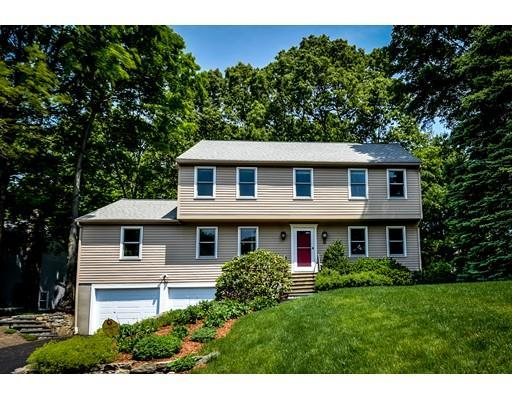 8 Coachman Ln, Natick MA 01760
