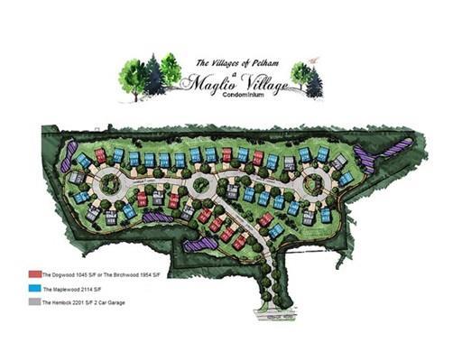 106 Tanager Circle #16, Pelham, NH 03076