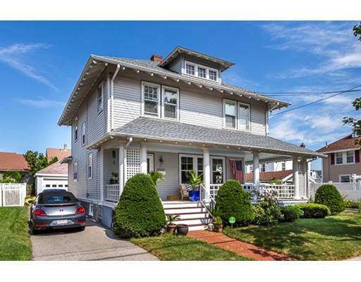 11 Hobomack Rd Quincy, MA 02169