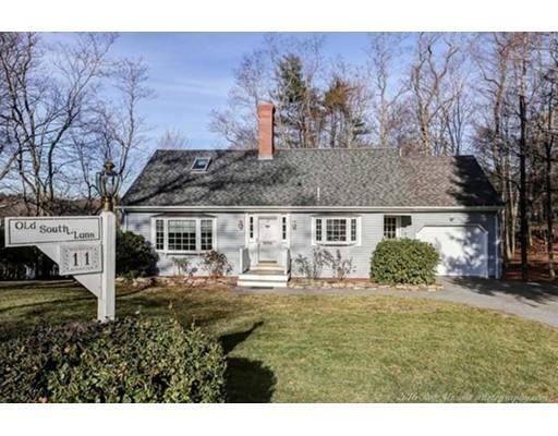 11 Old South Ln, Andover, MA 01810
