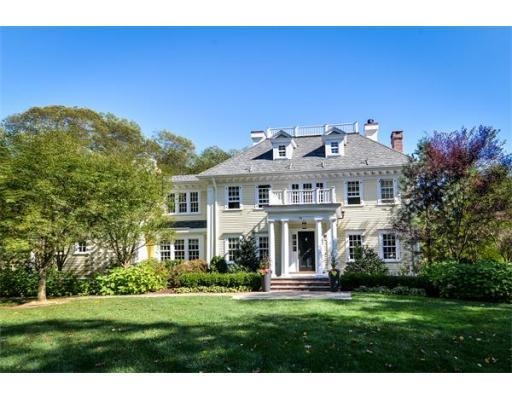 30 Country Dr, Weston, MA 02493