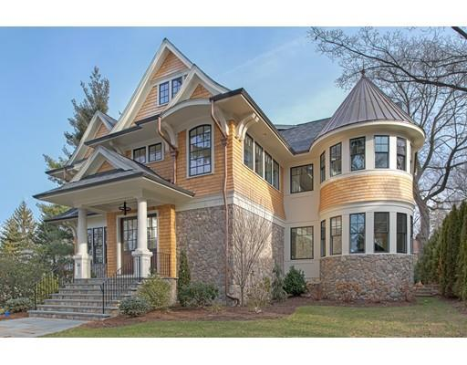88 Hyde Ave, Newton, MA 02458