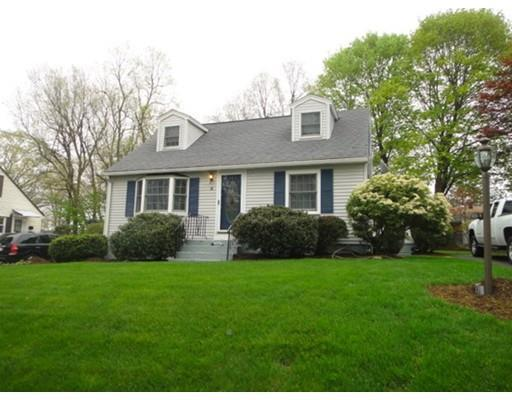14 Goucher Ave, Worcester, MA 01605
