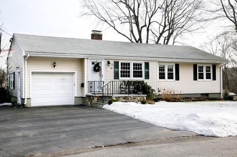 126 Shrewsbury Homes For Sale Shrewsbury Ma Real Estate