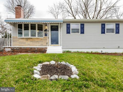 446 Yellow Spgs S, Laurel, MD 20724. FOR SALE $374,000