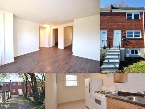 3816 W Bay Ave, Baltimore, MD 21225