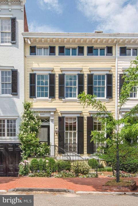 Pleasing Georgetown Washington Dc 3 Bedroom Houses For Sale Movoto Download Free Architecture Designs Boapuretrmadebymaigaardcom