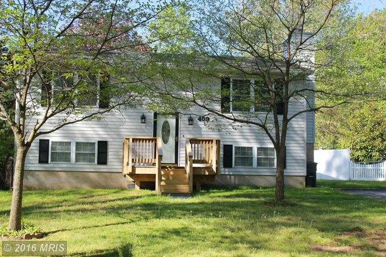 409 Mountain Rd, Crownsville, MD