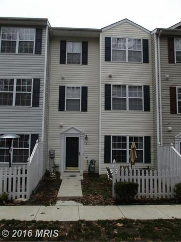 40 Amberstone Ct ## j, Annapolis, MD