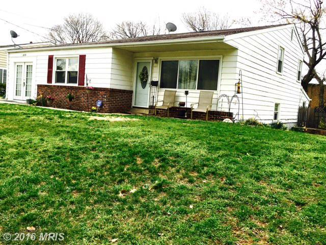 815 Lynvue Rd, Linthicum Heights, MD