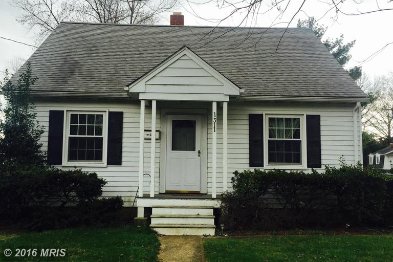 1311 President St, Annapolis, MD