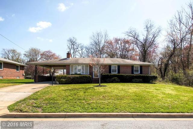 407 Homewood Rd, Linthicum Heights, MD