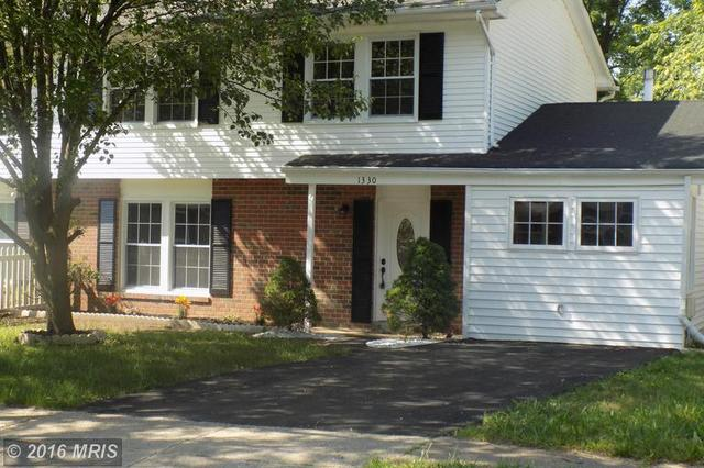 1330 Greyswood Rd, Odenton MD 21113