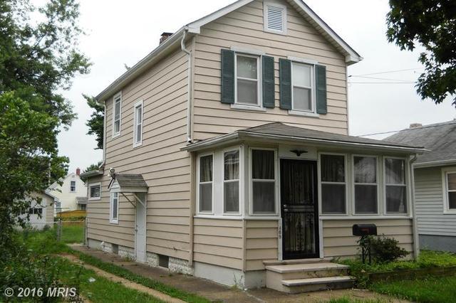 Loans near  Hillcrest Ave, Baltimore MD