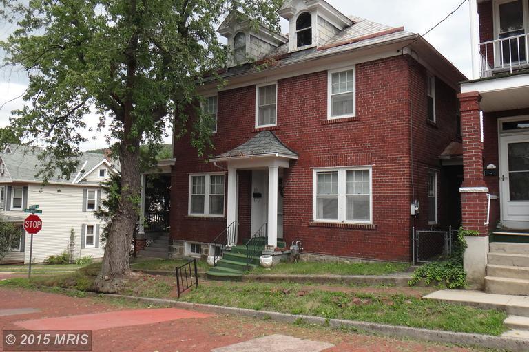 231 Wallace St, Cumberland, MD