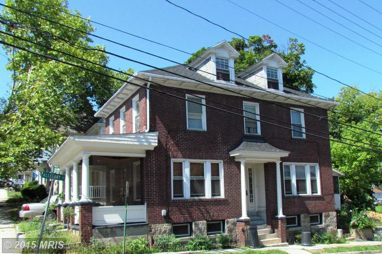 501 Rose Hill Ave, Cumberland, MD