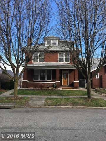 521 Hill Top Dr, Cumberland, MD