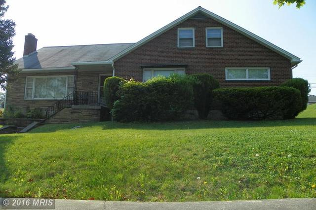 616 Hill Top Dr, Cumberland, MD
