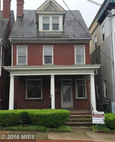 322 Fayette St, Cumberland, MD