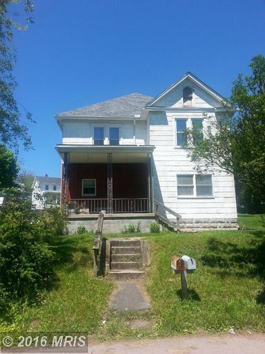 169 Spring St, Frostburg MD 21532