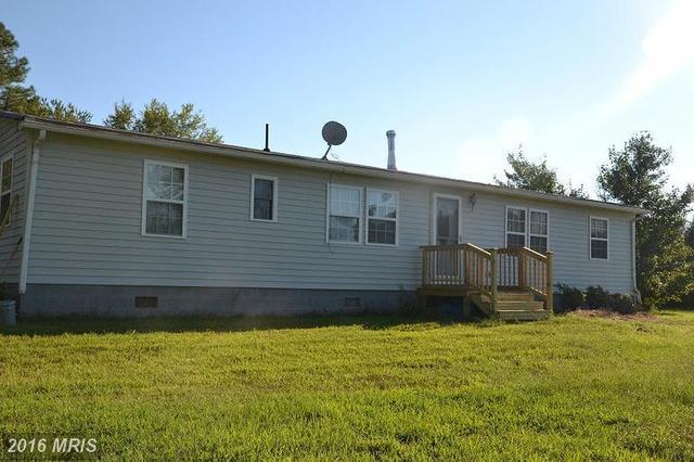 901 Mill Quarter Rd, Ford, VA 23850