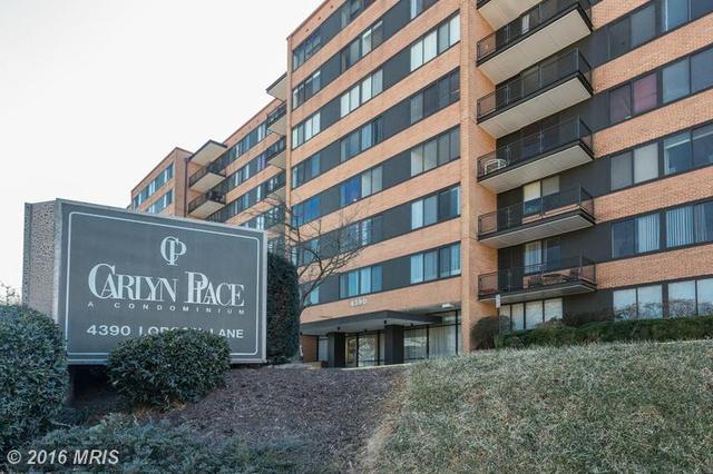 4390 Lorcom Ln #409, Arlington, VA 22207