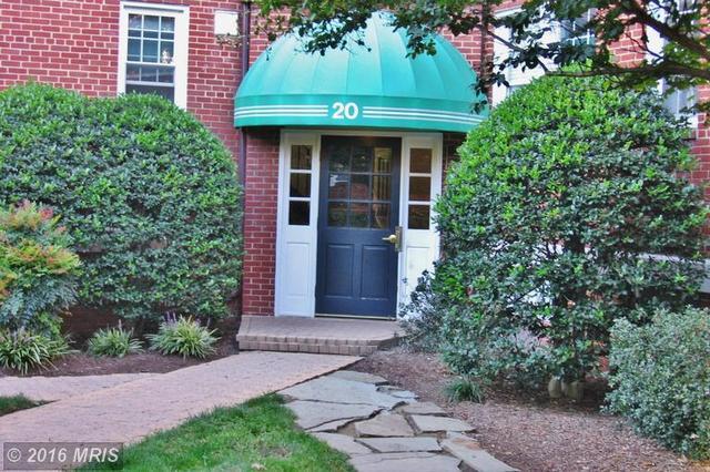 20 Old Glebe Rd S #103-A, Arlington, VA 22204