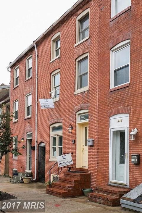 414 Wolfe St S, Baltimore, MD 21231