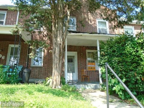 608 Winston Ave, Baltimore, MD 21212