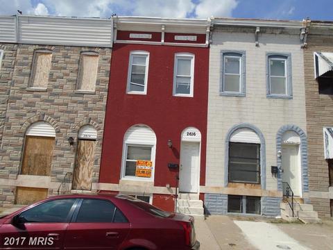 2616 Oliver St, Baltimore, MD 21213
