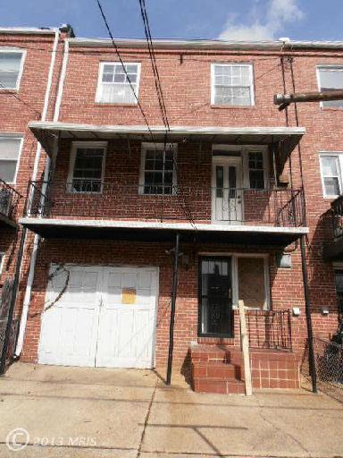 4243 Shamrock Ave, Baltimore MD 21206