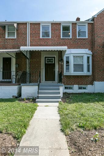 1811 Ramblewood Rd, Baltimore MD 21239