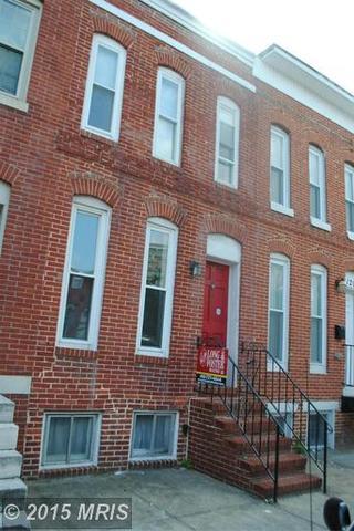 1207 Cross St, Baltimore, MD