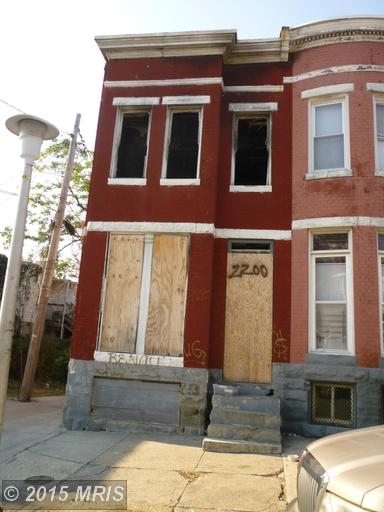 2510 Federal St, Baltimore, MD