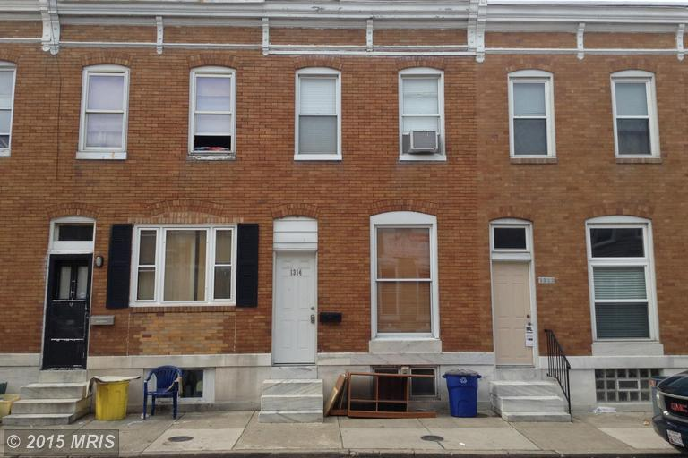 1314 Glyndon Ave, Baltimore, MD