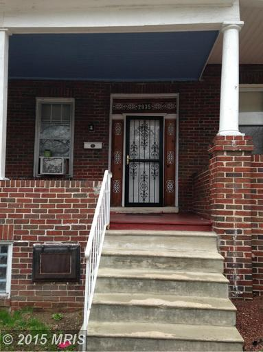2935 Presbury, Baltimore, MD