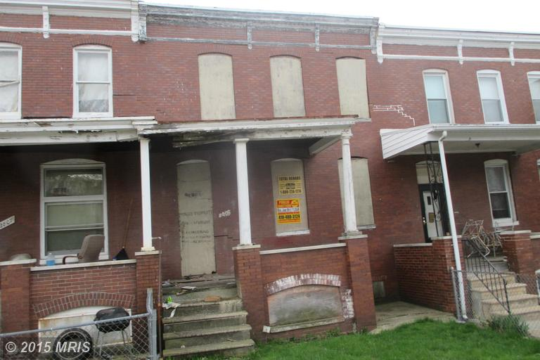 2805 Kennedy Ave, Baltimore, MD