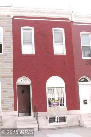 1433 Patterson Park Ave, Baltimore, MD